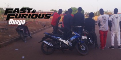 Fast and furious made in Ouaga