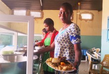 Success story: Thiam, la restauratrice Sénégalaise de Ouaga